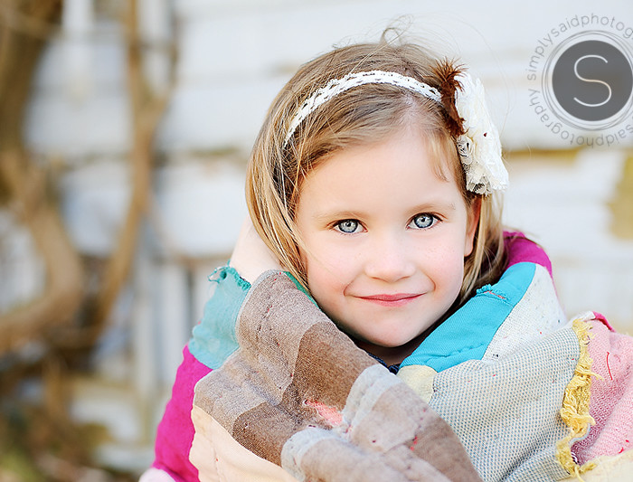 Spring is in the Air {Ancaster Child Photographer}