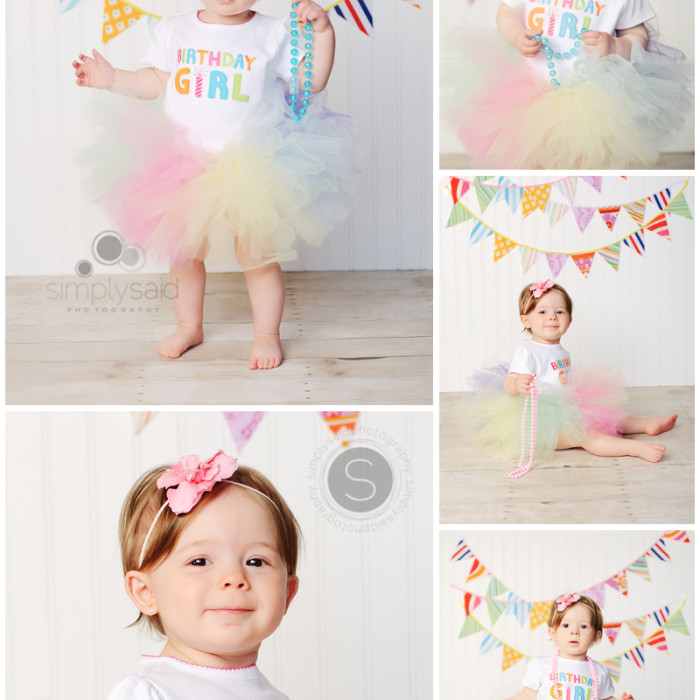 Look who is 1! { Tillsonburg Children's Photographer }