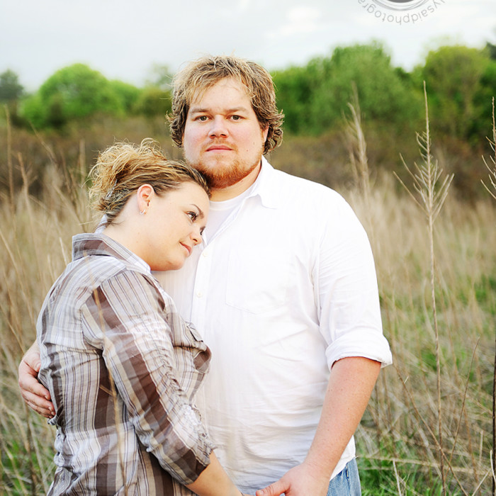 Michelle+Drew {Tillsonburg engagement photographer}