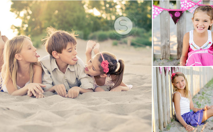 Beach Bums {Dorchester Ontario, family Photographer}