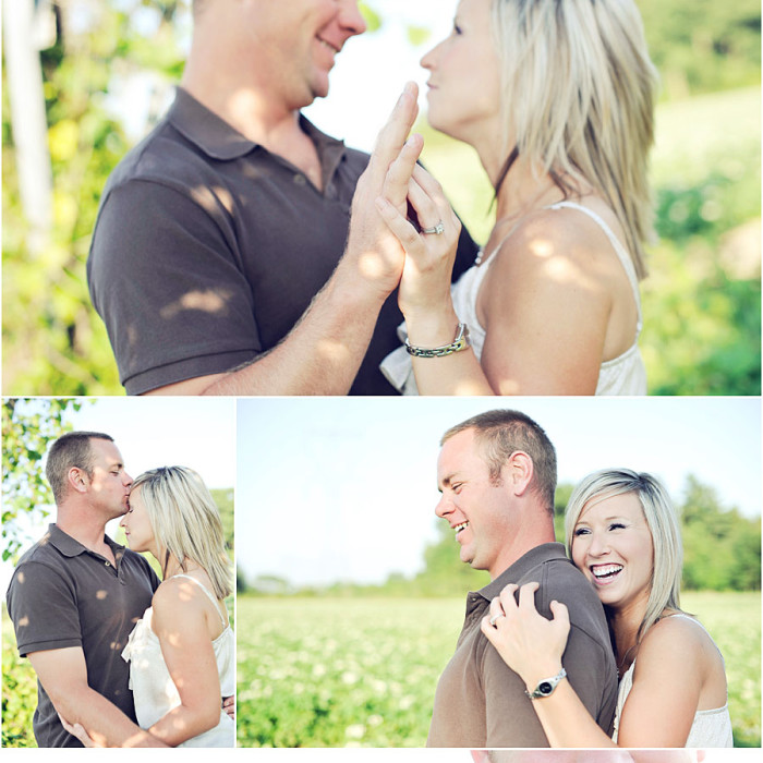 simply engaged { Tillsonburg Ontario, engagement photographer }