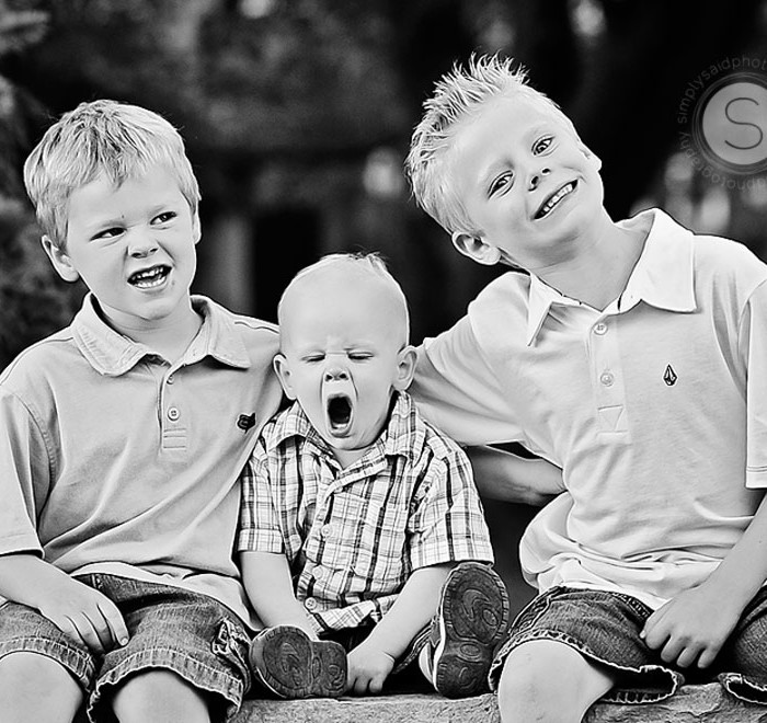 Then there were three.... {Delhi Ontario, Children's photographer}