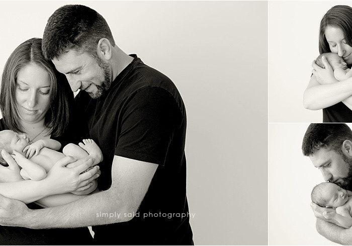 Colten {Tillsonburg Ontario | Newborn photographer}