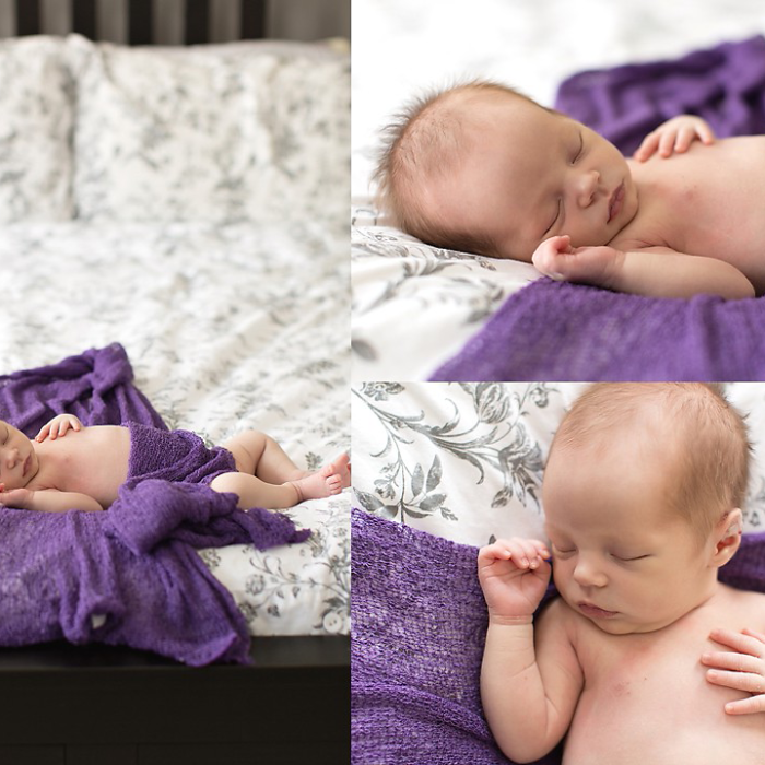 Piper { London Ontario | Lifestyle Newborn Photographer }