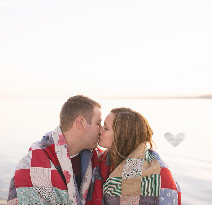 Christine & Ryan { London Ontario Engagement Photography }