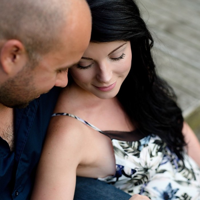Awaiting you..... {Brantford Ontario | Maternity Photography}